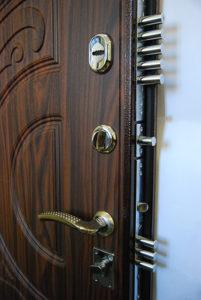 выбор и монтаж стальной двери